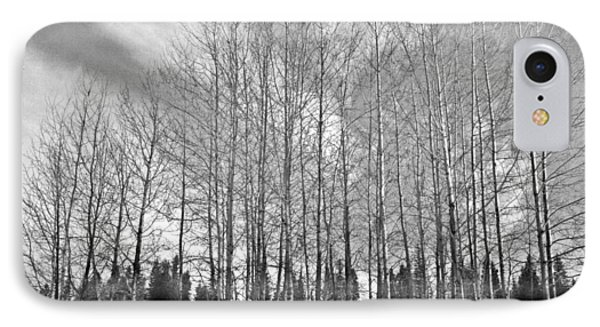 IPhone Case featuring the photograph Tree Sweep by Tarey Potter