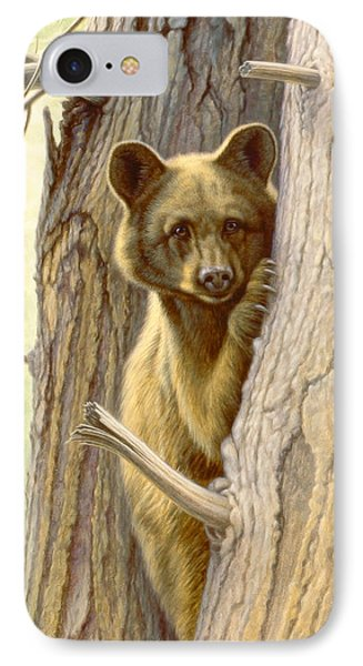 Treed IPhone Case by Paul Krapf