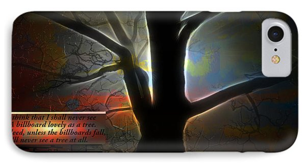 Trees - Featured In 'comfortable Art' Group Phone Case by EricaMaxine  Price