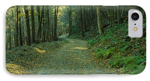 Trees In A National Park, Shenandoah IPhone Case by Panoramic Images