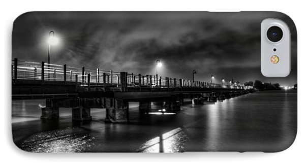 Trestle Trail At Night IPhone Case