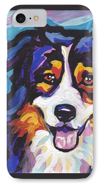 Tri Aussie IPhone Case by Lea S