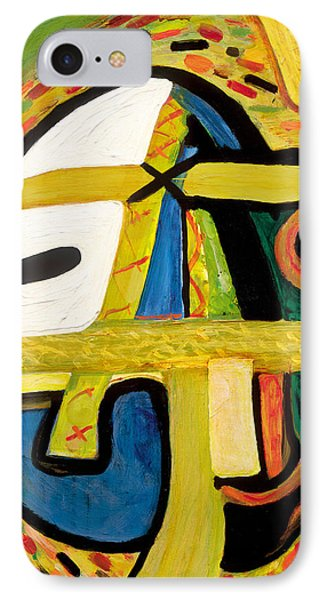 Tribal Mood IPhone Case by Stephen Lucas
