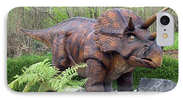 Triceratops Model II IPhone Case