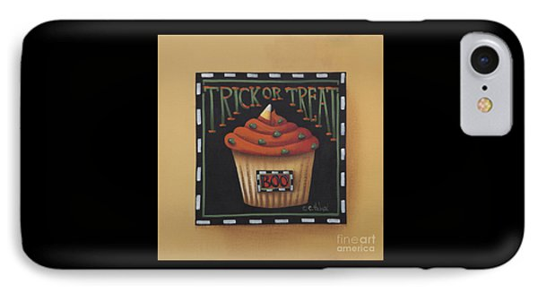 Trick Or Treat Phone Case by Catherine Holman