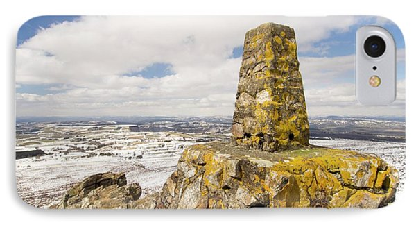 Trig Point IPhone Case by Ashley Cooper