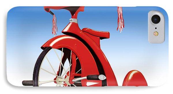 Trike Phone Case by Mike McGlothlen