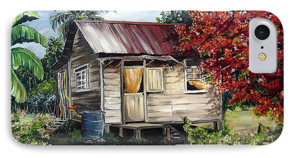 Trinidad Life 1  Phone Case by Karin  Dawn Kelshall- Best