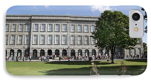 Trinity College Shadows IPhone Case