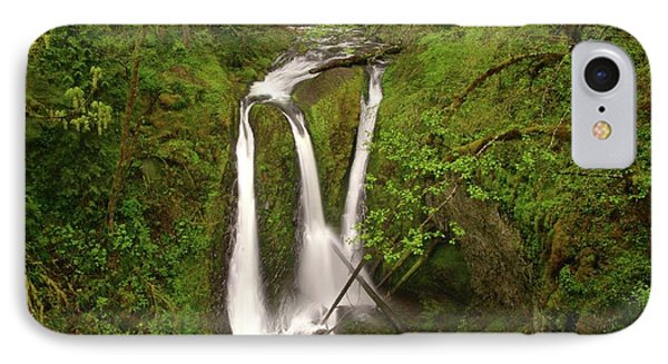 Triple Falls  Phone Case by Jeff Swan