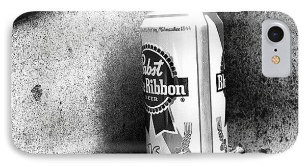 Tripleb. Beer, Butts, Bench. #chicago IPhone Case by Paul Velgos