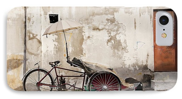 Trishaw IPhone Case by Ivy Ho