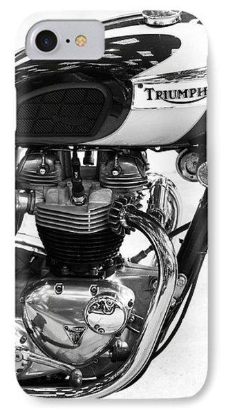 Triumph Bonneville IPhone Case