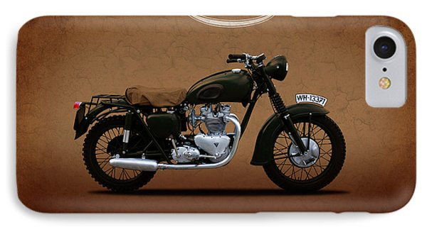 Triumph - The Great Escape IPhone 7 Case by Mark Rogan