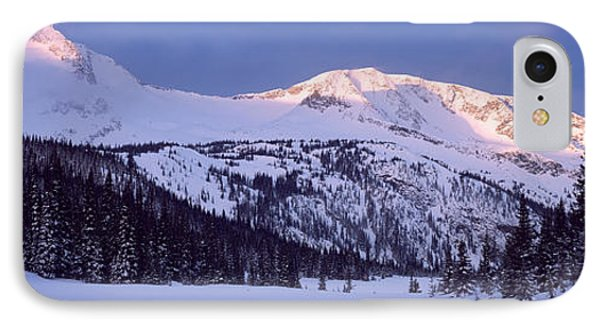 Trophy Mountain British Columbia Canada IPhone Case by Panoramic Images
