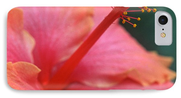 Tropical Beauty Phone Case by Kathy Yates