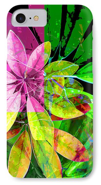 Tropical Delight Two Phone Case by Ann Powell