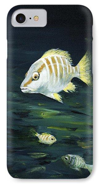 Tropical Fish IPhone Case by Anastasiya Malakhova