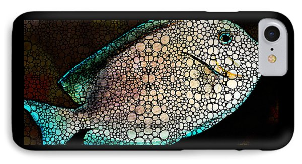 Tropical Fish - Ocean Deep Dive IPhone Case by Sharon Cummings