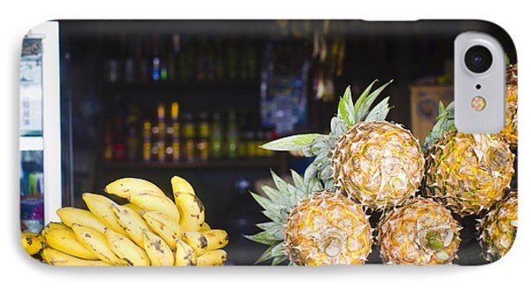 Tropical Fruits Phone Case by Tuimages