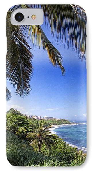 IPhone Case featuring the photograph Tropical Holiday by Daniel Sheldon