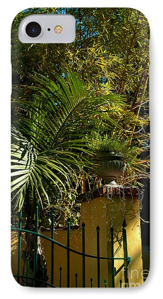 Tropical Invitation IPhone Case by Susanne Van Hulst