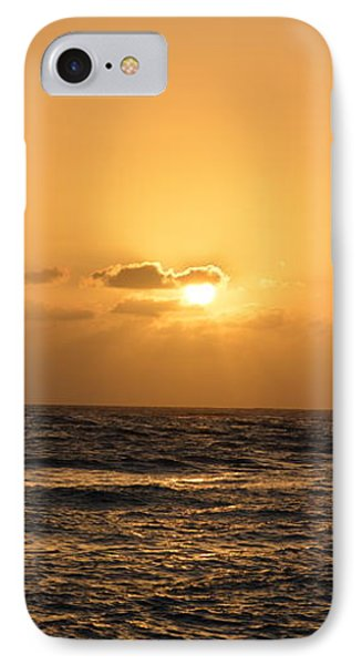 Tropical Sunset In Kauai IPhone Case