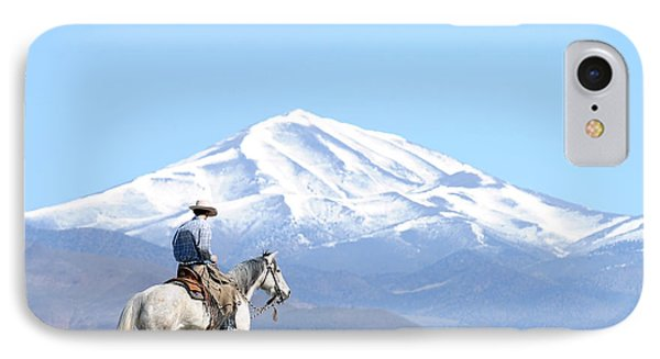 Trotting Out Phone Case by Lee Raine
