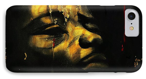 Troubled  Africa IPhone Case