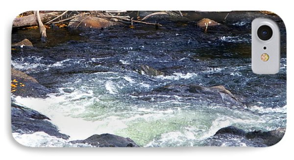 IPhone Case featuring the photograph Trout River by Jackie Carpenter