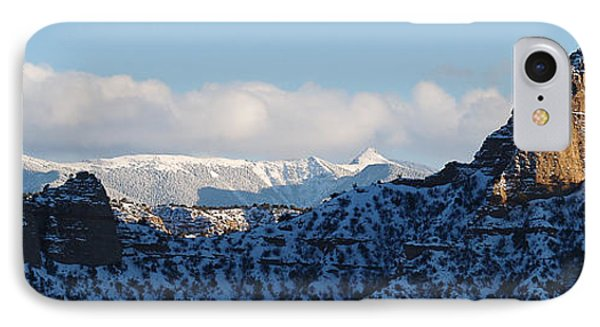 IPhone Case featuring the photograph Truchas Peaks by Atom Crawford