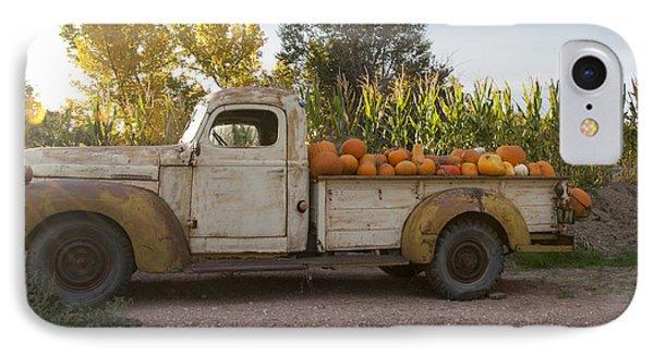 Pumpkin Time IPhone Case