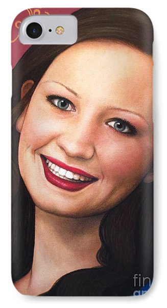 True Beauty - Tasha Rissling IPhone Case