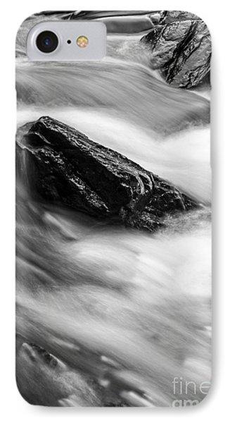 True's Brook Gorge Water Fall Phone Case by Edward Fielding