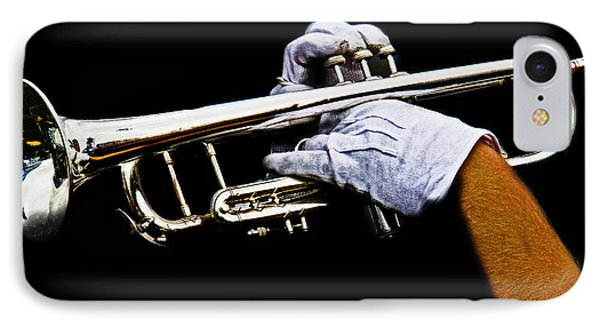 Trumpet Phone Case by Tom Gari Gallery-Three-Photography