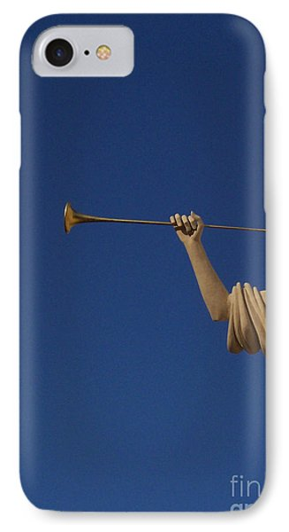 Trumpeter  Phone Case by First Star Art