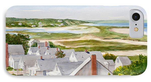 Truro Summer Cottages IPhone Case