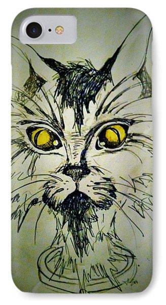 Tsimos Cat IPhone Case