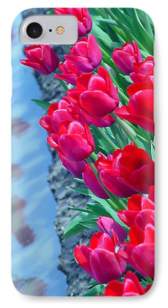 Tuip Reflections IPhone Case by John Bushnell