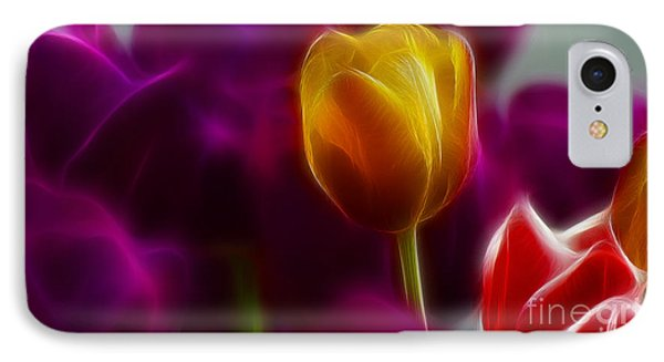 Tulip-6983 Phone Case by Gary Gingrich Galleries