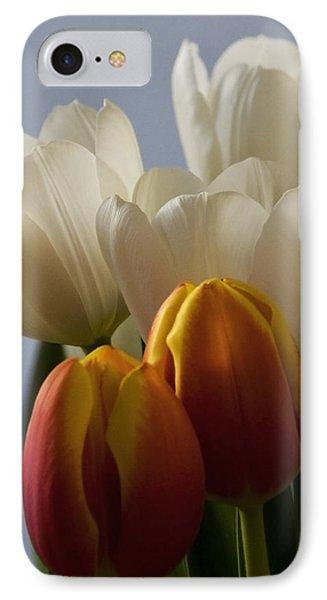 Tulip Bouquet IPhone Case by Michael Friedman