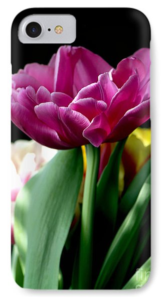 Tulip For Easter IPhone Case by Sharon Talson