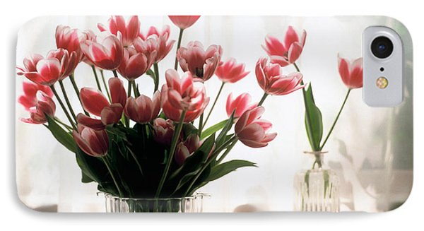 Tulip IPhone Case by Jeanette Korab