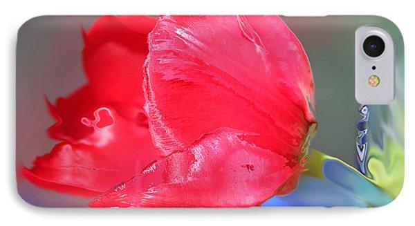 Tulip Phone Case by Kume Bryant