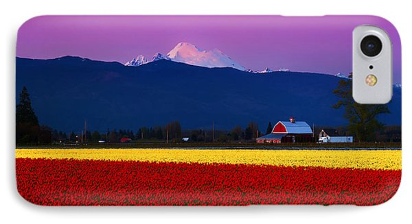 Tulip Twilight IPhone Case