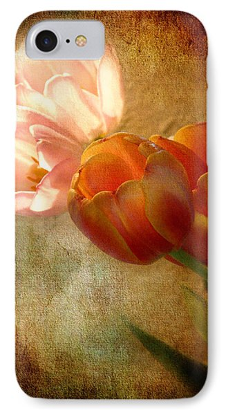 Tulips IPhone Case by Bill Voizin