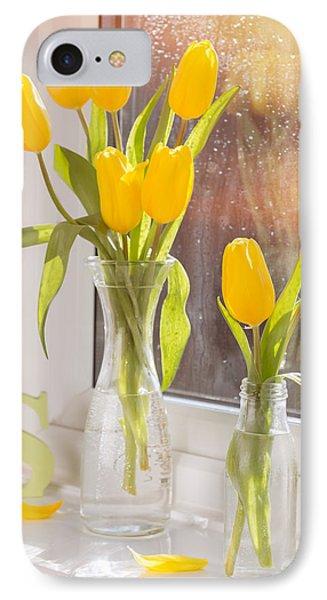 Tulips Phone Case by Amanda Elwell