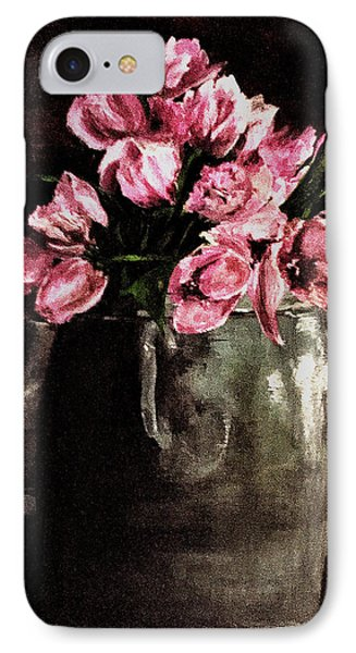 Tulips IPhone Case by Dana Patterson