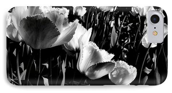 Tulips IPhone Case by Dariusz Gudowicz