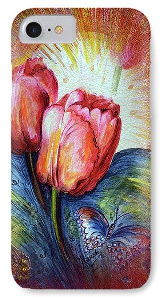 Tulips Phone Case by Harsh Malik
